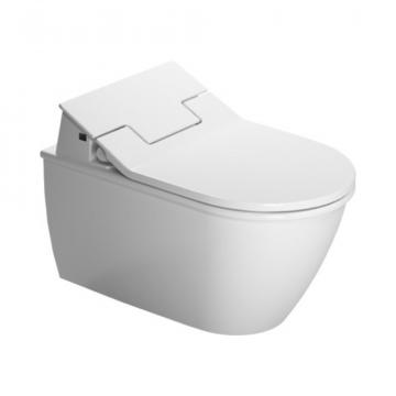 Duravit Darling hangend toilet diepspoel rimless, zonder SensoWash-zitting, wit