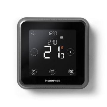 Honeywell Home Lyric T6 slimme thermostaat bedraad, zwart