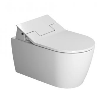 Duravit ME by Starck hangend toilet diepspoel met WonderGliss, zonder SensoWash-zitting, wit