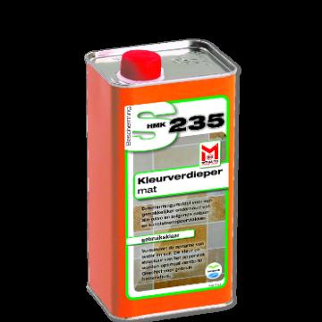 Moeller S235 Kleurverdieper mat blik 1 liter