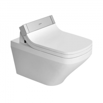 Duravit DuraStyle hangend toilet diepspoel Rimless, zonder SensoWash-zitting, wit
