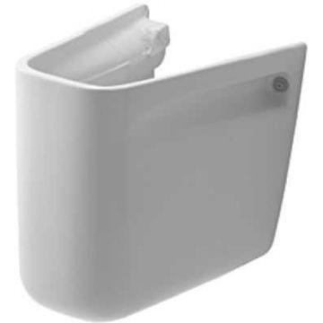 Duravit D-code sifonkap voor wastafel, wit