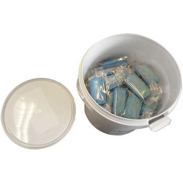 Wisa FrescoBlue wc tablet 7-daags in emmer à 52 stuks, blauw