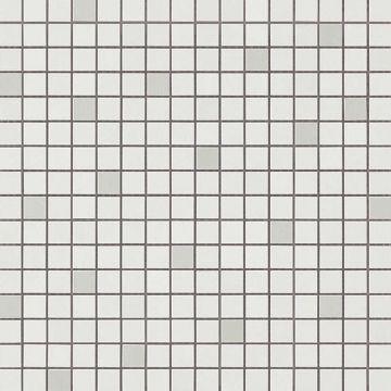 Atlas concorde Mek tegelmat mosaico q wall 30,5x30,5 cm, light mosaico q wall