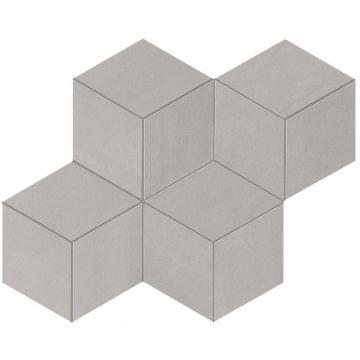 Atlas concorde Mek tegelmat mosaico esagono 30x35 cm, medium mosaico esagono
