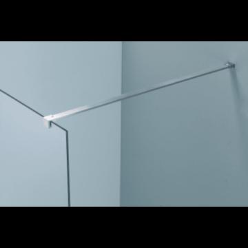 Sub 066 stabilisatiestang 120 cm., geborsteld staal