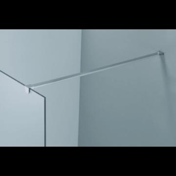 Sub 066 stabilisatiestang 120 cm., glans staal