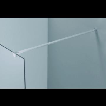 Sub 066 stabilisatiestang 120 cm., zilver