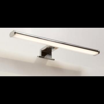 Sub 129 LED-verlichting voor spiegel met driver, chroom