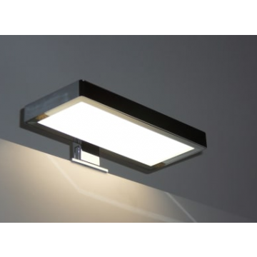 Sub 129 LED-verlichting voor spiegel 20 cm, chroom