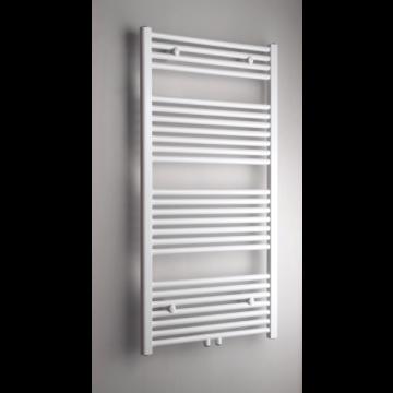 Sub 034 radiator recht middenaansl 400x1800 mm n41 696w, wit