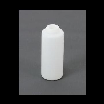 Guo U-line flacon voor zeepdispenser glas, wit
