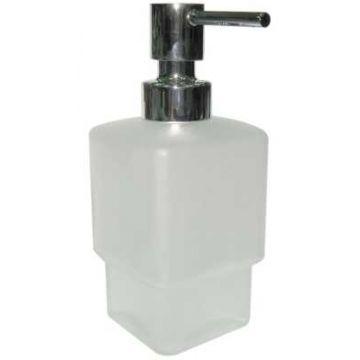 Guo Line 1/s-line flacon en pomp voor zeepdispenser glas