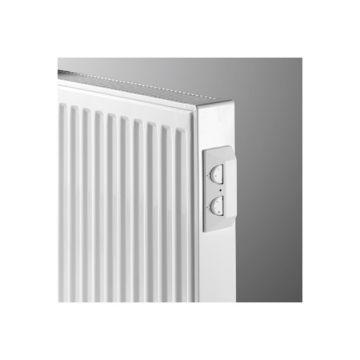 Vasco E-panel h-rb electrische paneelradiator 1201x600 cm., wit ral 9016