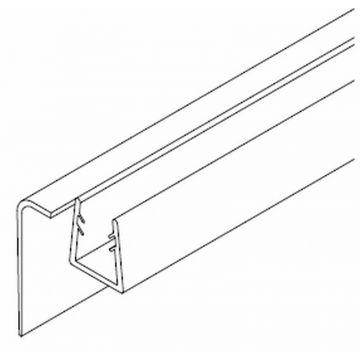 Guo Free soft bodemstrip 65,4 cm. (ev3), transparant