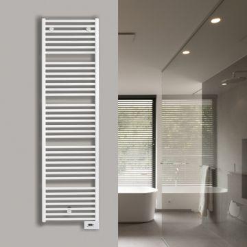 Vasco Iris HD-EL elektrische radiator 60x188,2cm 1250 W, wit