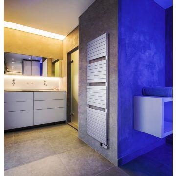 Vasco Aster hf-el electrische radiator 500x1805 cm. n27, wit ral 9016