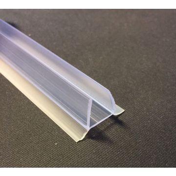 Sub kunststof bodemstrip voor inloopdouche 10 mm L=1230