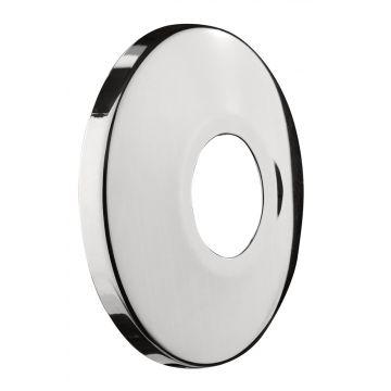 Sub chroom kraanrozet 1/2x10 mm