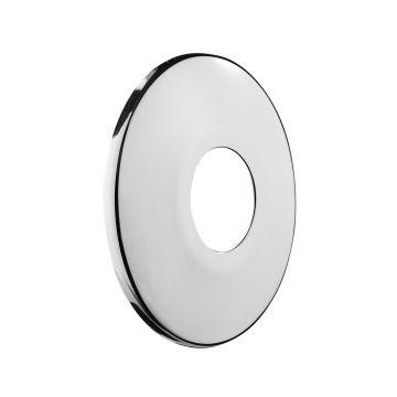 Sub chroom kraanrozet 3/8x5 mm