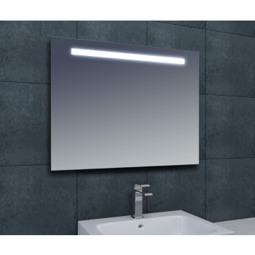 Wiesbaden Tigris spiegel met LED-verlichting 120x80 cm