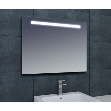 Wiesbaden Tigris spiegel met LED-verlichting 140x80 cm
