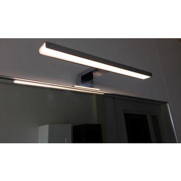 Wiesbaden Tigris LED-verlichting 30 cm 6W 220V, chroom