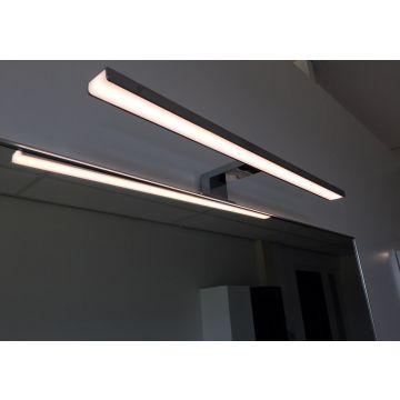Wiesbaden Tigris LED-verlichting 50 cm 6W 220V, chroom
