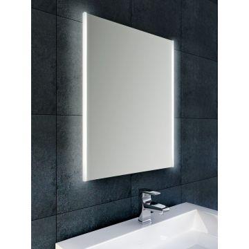 Wiesbaden Duo spiegel met LED-verlichting en verwarming 50x70 cm