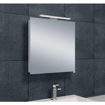Wiesbaden Luxe spiegelkast met LED-verlichting 60x60 cm