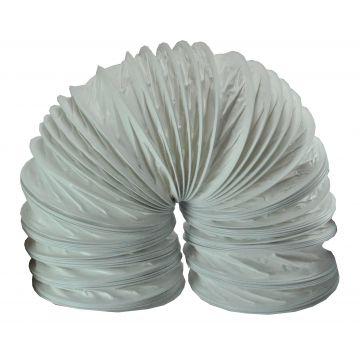 Sub lucht-afvoerslang PVC 125 mmx1,5m