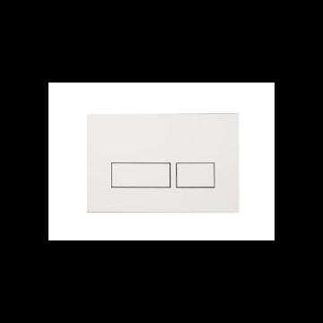 Sub 012 bedieningsplaat, wit