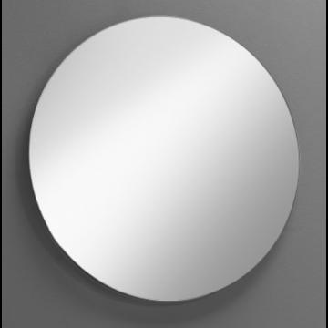 Sub 135 spiegel 80 cm. rond
