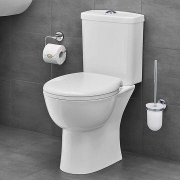 GROHE Bau keramiek duobloc closet+reservoir pk+softclose zitting, wit