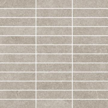 Sub 1739 tegelmat 30x30 cm, 2,5x10 cm, blok, canvas