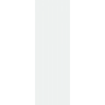 Sub 113 wandtegel 40x120 cm, mat wit