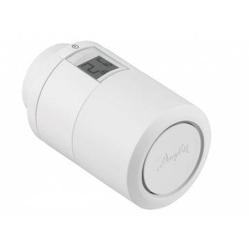 Danfoss Eco™ radiatorthermostaat met Bluetooth-bediening, wit