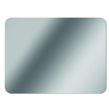 Sub 440 spiegel 60x70 cm, aluminium