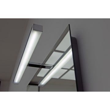 Sub 400 LED-verlichting 50 cm 6W, chroom