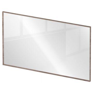 Sub 416 spiegel 122x70 cm, eiken grey wash