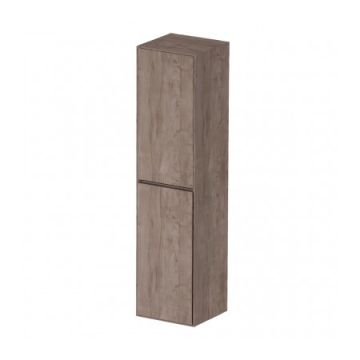 Sub 416 kolomkast 35x35x170 cm, eiken naturel