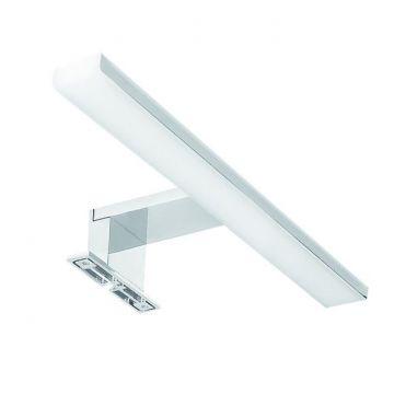 Sub Light LED spiegelverlichting warm wit 60 cm, chroom