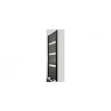 Wiesbaden Elara sierradiator middenonderaansluiting 1817x600 mm 1067w, zwart