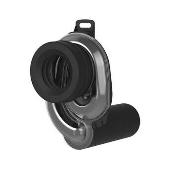 Duravit urinoirsifon horizontaal (verdekt) ø 50 mm 0,5-4L
