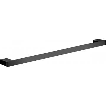 Emco Loft badhanddoekhouder 2,4 x 64,2 x 5,4 cm, zwart