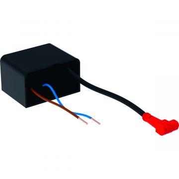 Geberit voedingsapparaat 230v/12v/50hz, voor geurzuivering, geschikt voor elektrische inbouwdoos (noodzakelijk)