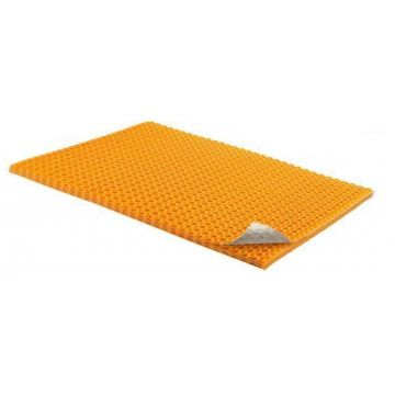 Schluter Ditra-heat-duo duo 10x1 m, oranje