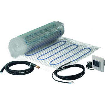 Uponor Comfort E elektrische vloerverwarming incl. klokthermostaat 6m² 960W