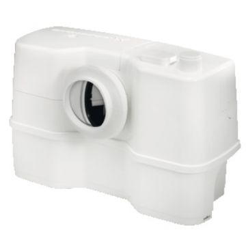 Grundfos SOLOLIFT2 vuilwaterpompunit WC-1, wit