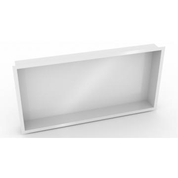 Sub Serie 160 inbouwnis 30 x 60 x 7 cm, wit